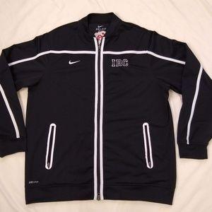 Nike | Dri-Fit IBC Black and White Track Jacket